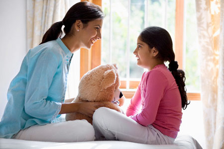 راه حل هایی برای والدین نگران